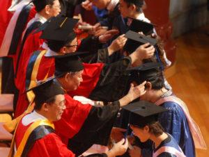China University Graduates